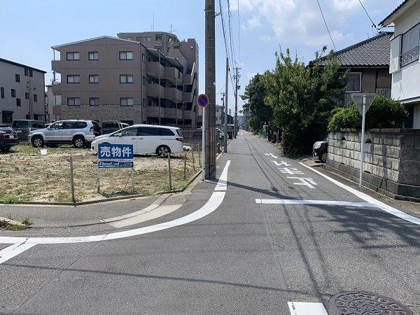 【成約御礼】名古屋市中川区松年町 土地